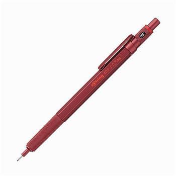Rotring 600 Mekanik Kurşun Kalem Kırmızı 0.7 mm 2114265