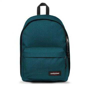 Eastpak Out Of Office Meshknit Blue Sırt Çantası VFE-EK000767C701