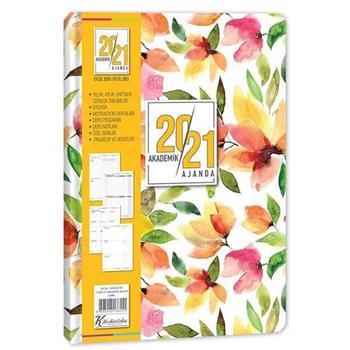 Keskin Color 17x24 Ciltli Akademik Ajanda Leila 830263-99