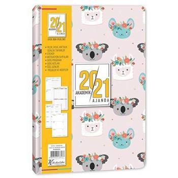 Keskin Color 17x24 Ciltli Akademik Ajanda Koalalama 830261-99