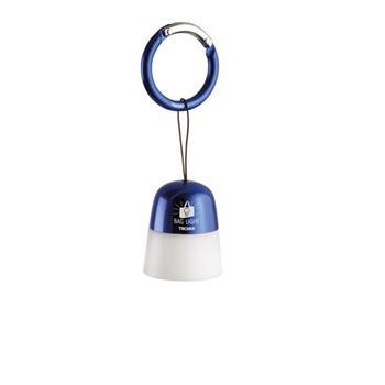 Troika Anahtarlık Bag Light Ledli Mavi Tor21/db