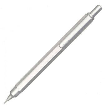 Rhodia Mekanik Kurşun Kalem 0.5 mm Gümüş Renk Hexagonal KK9391