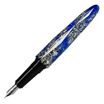 Benu Briolette Blue Frost Dolma Kalem 17.2.10.5.0 Standlı