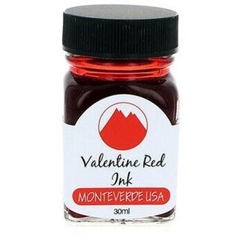Monteverde Mürekkep Valentine Red (Kırmızı) 30ML