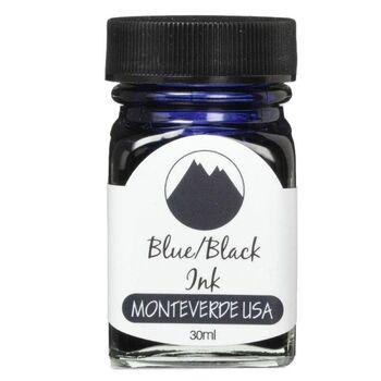 Monteverde Mürekkep Blue&Black 30ML G309BB