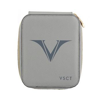Visconti Deri Kalem Kılıfı 6' Lı Gri KL09-03
