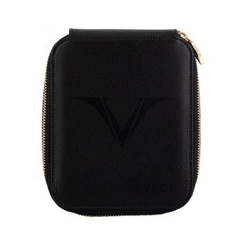 Visconti Deri Kalem Kılıfı 6' Lı Siyah KL09-01