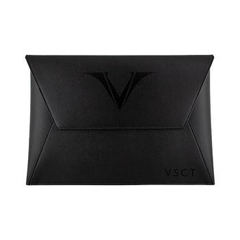 Visconti Deri A4 Zarf Large Envelope Siyah KL02-01