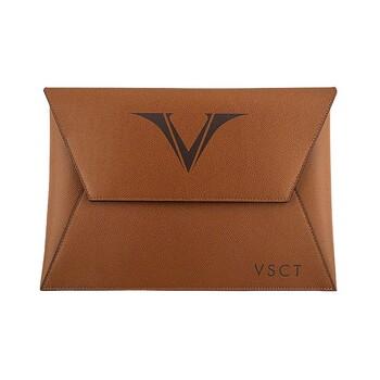 Visconti Deri A4 Zarf Large Envelope Kahverengi KL02-04