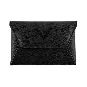 Visconti Deri Kartlık Small Envelope Siyah KL03-01