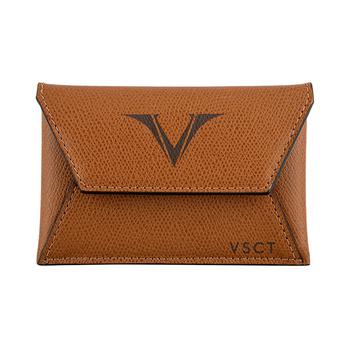 Visconti Deri Kartlık Small Envelope Kahverengi KL03-04