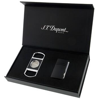 S.T. Dupont Maxijet Lighter Gift Set 020003NQ
