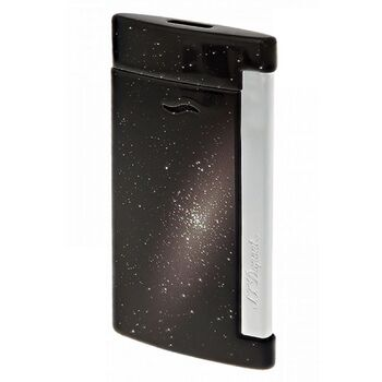 S.T. Dupont Çakmak Slim 7 Space Black 27220