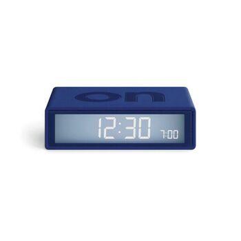 Lexon Flip Mini Plus Alarm Saat Dark Blue LR151DB9