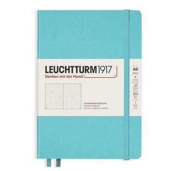 Leuchtturm1917 Rising Colors Not Defteri A5 Aquamarine 363391