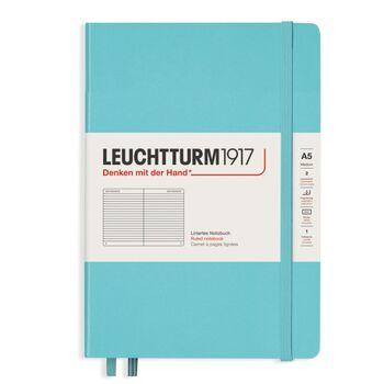 Leuchtturm1917 Rising Colors Not Defteri A5 Aquamarine 363392