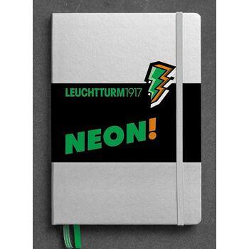 Leuchtturm1917 Neon Special Edition Not Defteri A5 Neon Green 361390