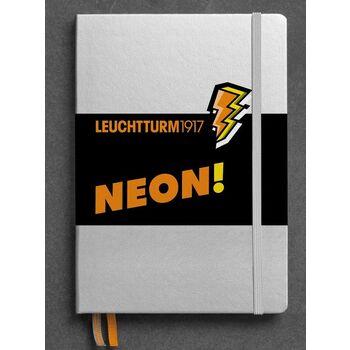 Leuchtturm1917 Neon Special Edition Not Defteri A5 Neon Orange 361391