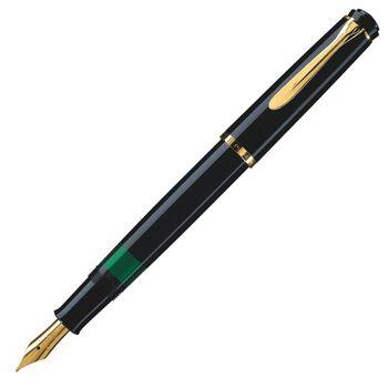 Pelikan M200 Dolma Kalem Siyah Fine Uç