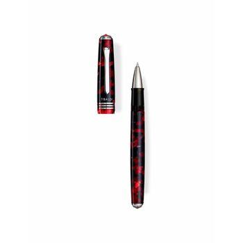 Tibaldi N.60 Roller Kalem Yakut Kırmızısı Reçine N60-227_RB