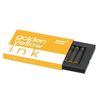 Montblanc Dolma Kalem Kartuşu Golden Yellow 8'Li Paket 112724