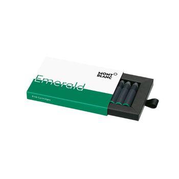 Montblanc Dolma Kalem Kartuşu Emerald Green 8'Li Paket 118125
