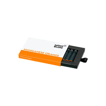 Montblanc Dolma Kalem Kartuşu Manganese Orange 8'Li Paket 119720