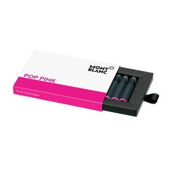 Montblanc Dolma Kalem Kartuşu Pop Pink 8'Li Paket 124514