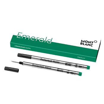 Montblanc Roller Kalem Refill Medium Emerald Green 118127