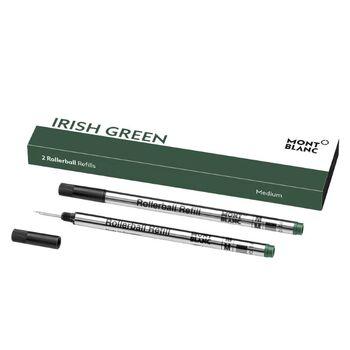 Montblanc Roller Kalem Refill Medium Irish Green 124486