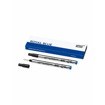 Montblanc Roller Kalem LeGrand Refill Medium Royal Blue 124503