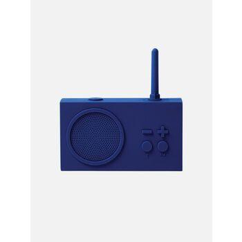 Lexon Tykho 3 Radyo ve Bluetooth Hoparlör Lacivert LA119DB9