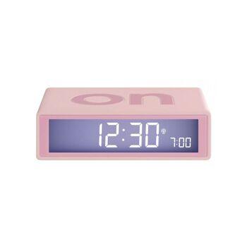 Lexon Flip Plus Alarm Saat Pembe LR150P9