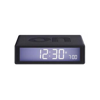 Lexon Flip Plus Alarm Saat Koyu Gri LR150G3