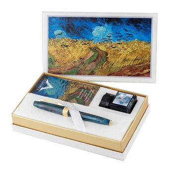 Visconti Van Gogh Wheatfield Crows Dolma Kalem Set KP12-12-FP