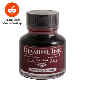 Diamine Dolma Kalem Mürekkebi Writer's Blood 30 ml Reddit Special