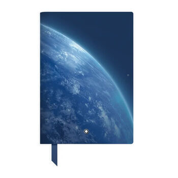 Montblanc 146 Starwalker Blue Planet Not Defteri 125910