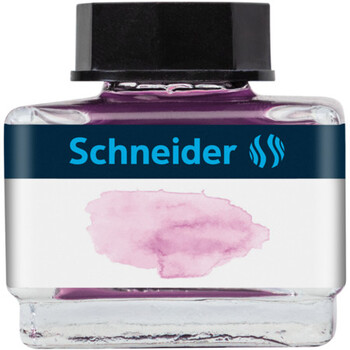 Schneider Dolma Kalem Mürekkep Cam Şişe Lilac 15ml