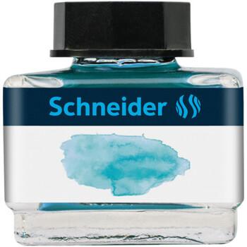 Schneider Dolma Kalem Mürekkep Cam Şişe Bermuda Blue 15ml