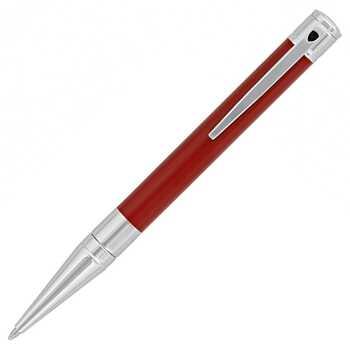 S.T. Dupont D-Initial Kırmızı Tükenmez Kalem 265215