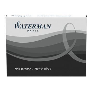 Waterman Dolma Kalem Kartuşu Siyah 8 Li S0110850