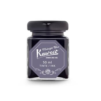 Kaweco Dolma Kalem Mürekkebi Midnight Blue 50 ml 10002192