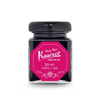 Kaweco Dolma Kalem Mürekkebi Ruby Red 50 ml 10002197