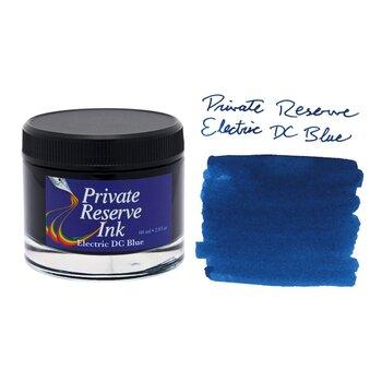 Private Reserve Ink Şişe Mürekkep Electric DC Blue 60ML PR17017
