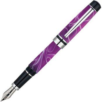Monteverde Prima Dolma Kalem Purple Swirl Omniflex Uç MV26959