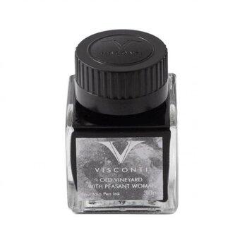 Visconti Van Gohg Old Vineyard Mürekkep 30ML Grey INKVG-30ML09