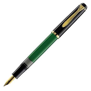 Pelikan Klasik M150 Dolma Kalem Yeşil-Siyah Medium (M151)