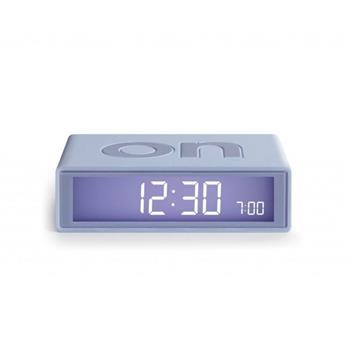 Lexon Flip Alarm Saat Gri LR130G5
