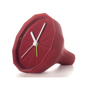 Lexon Babylon Alarm Saat Kırmızı LR132R