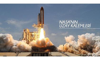Nasa 'nın Uzay Kalemleri